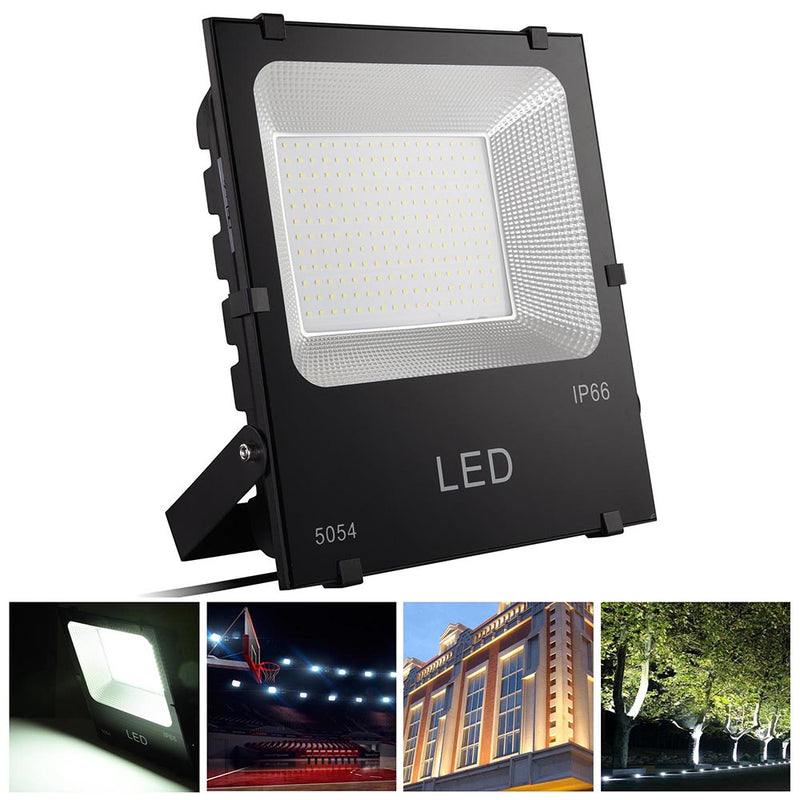TheDIYOutlet 150W Waterproof LED Flood Light Fixture Cool White