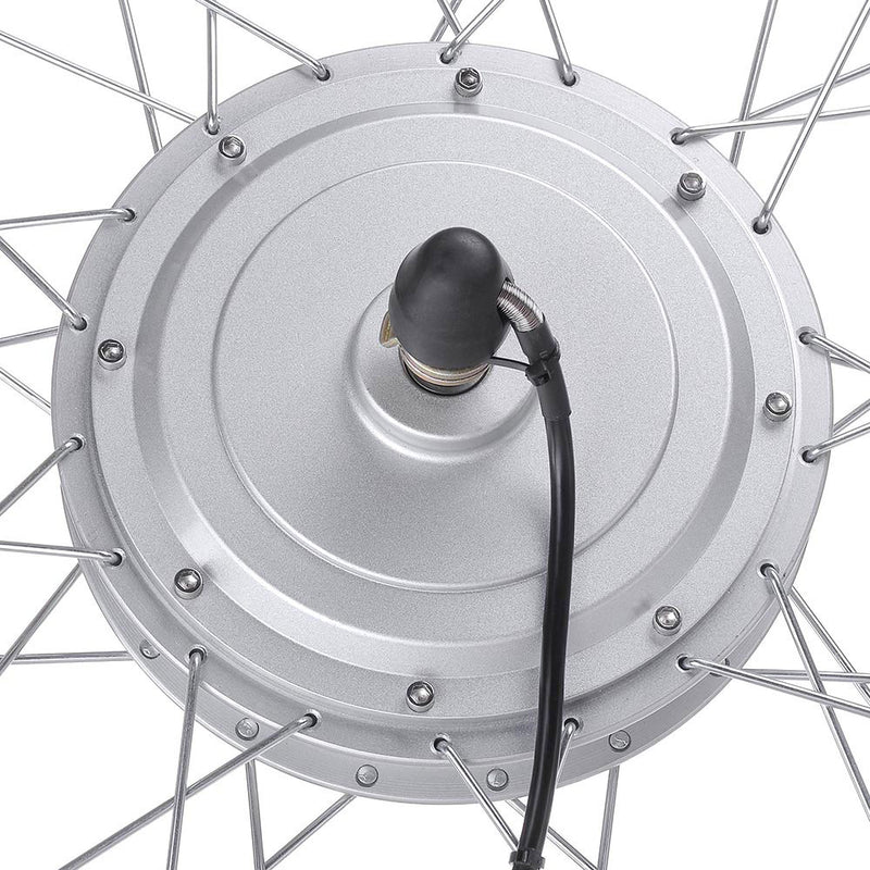 TheDIYOutlet 20 Inch 36v 750w E-Bike Hub Motor Conversion Kit Front