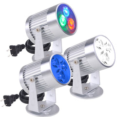 TheDIYOutlet Stage Effect Light LED Pinspot Disco Light 3w
