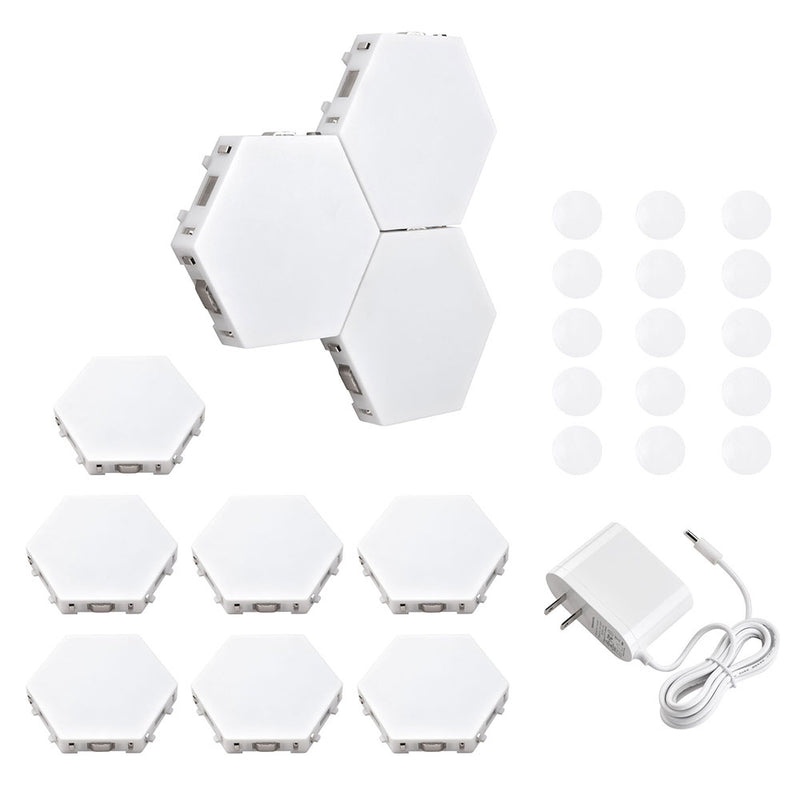 LifeSmart Touch Sensor Light White 10-Panel (Pack of 1)