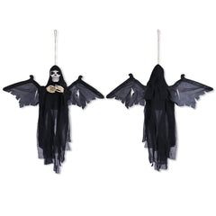 TheDIYOutlet DIY Halloween 3pcs Sound Activated Skeletons w/ Shaking Wings