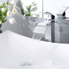 Aquaterior Vessel Faucet Waterfall Single-Hole 10