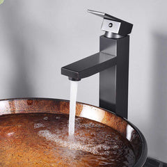 Aquaterior Vessel Sink Faucet Single-Hole 12