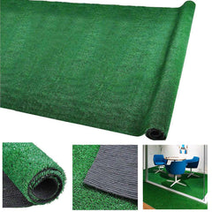 Artificial Grass Turf Fake Grass for Dogs 65'x3', 3/8