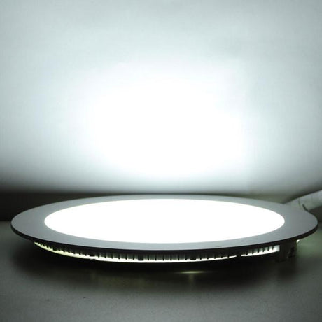 18W LED Ceiling Recessed Lighting Kit Cool White