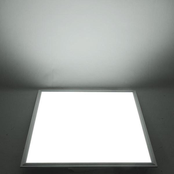 48W LED Ceiling Light Fixture Square Panel Cool White