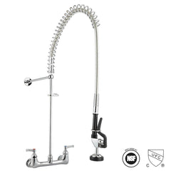 Aquaterior Commercial Kitchen Pre-Rinse Faucet 8