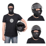 Windproof Full Fack Balaclava Mask Winter Outdoor Ski Cycling