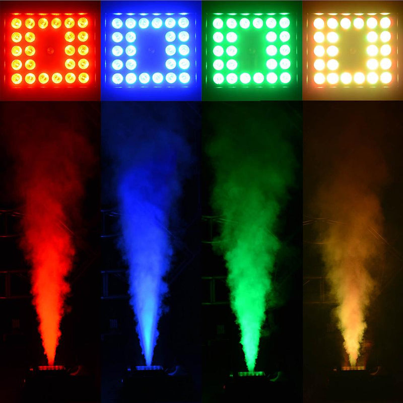 DIY LED Fog Machine Halloween Party Stage Effect 20,000 CFM 1500W