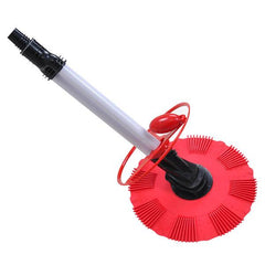 TheDIYOutlet Inground Automatic Swimming Pool Cleaner and Vacuum Red