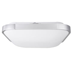 TheDIYOutlet Kitchen Ceiling Light Dimmable Square Flush Mount Remote 36W 15in