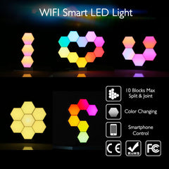 LifeSmart Cololight PRO Smart Light 7-Panel (Pack of 1)
