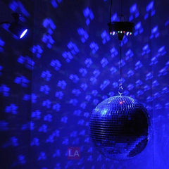 12 inch Mirror Ball Disco Party Decorative Ball
