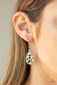 Fabulously Wealthy - Multi - Earrings