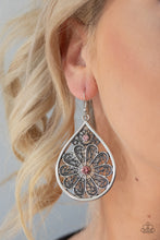 Load image into Gallery viewer, Whimsy Dreams - Pink - Earrings