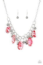 Load image into Gallery viewer, Chroma Drama - Red - Necklace