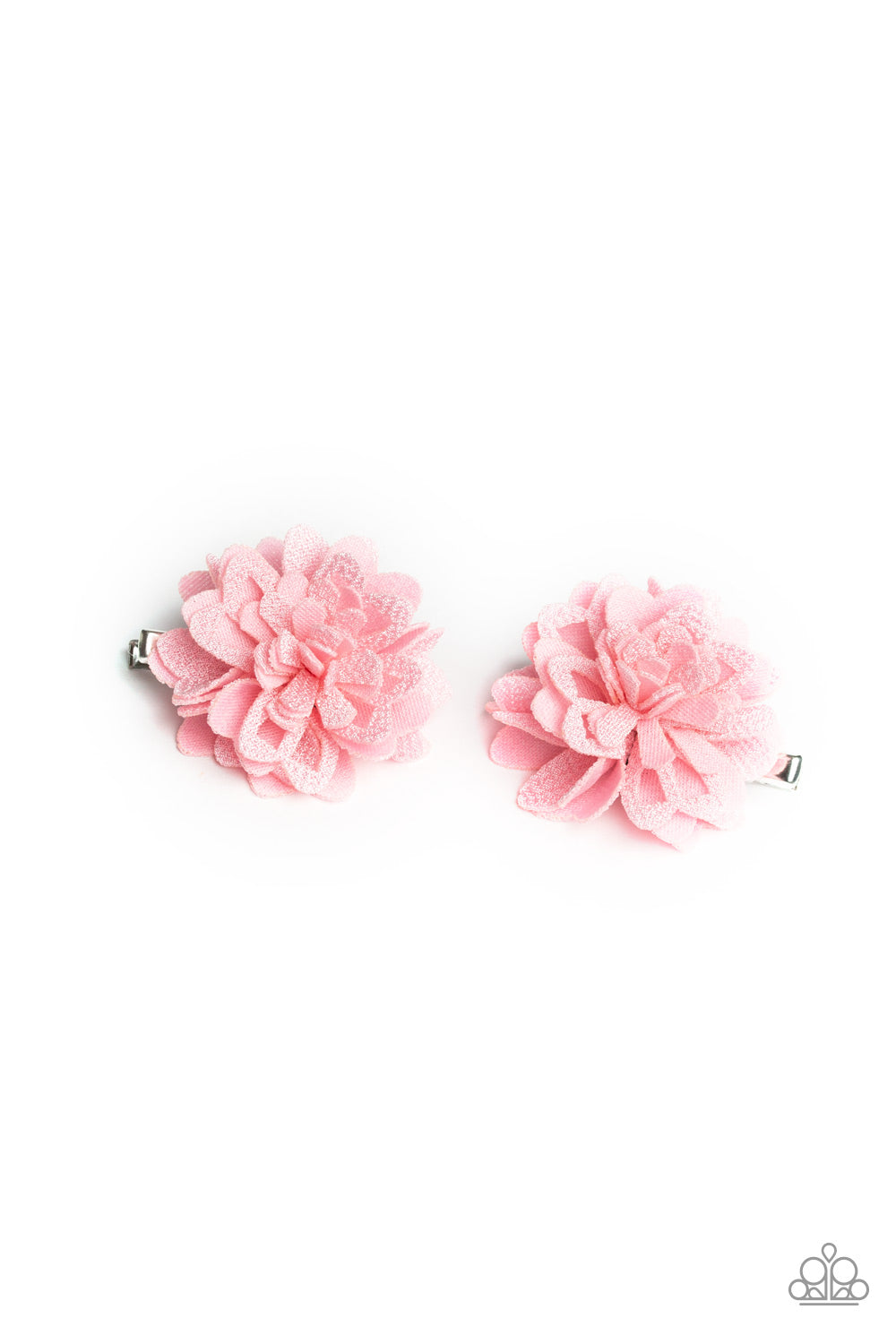 Fauna and Flora - Pink - Hair Clips