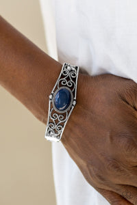 Joyful Journeys - Blue - Bracelet