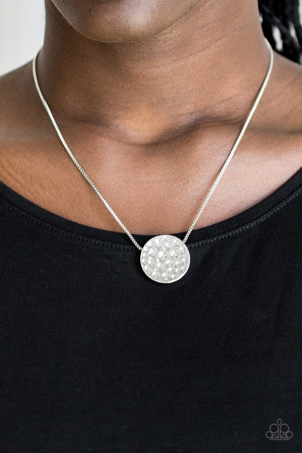 The BOLD Standard - Silver - Necklace