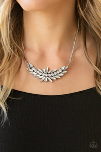 HEIRS and Graces - White - Necklace