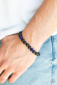 Enlivened - Blue - Bracelet