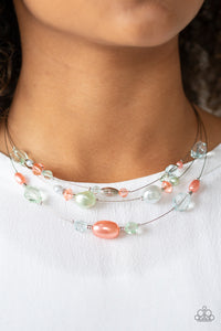 Pacific Pageantry - Multi - Necklace