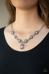 Desert Dreamin - Silver - Necklace