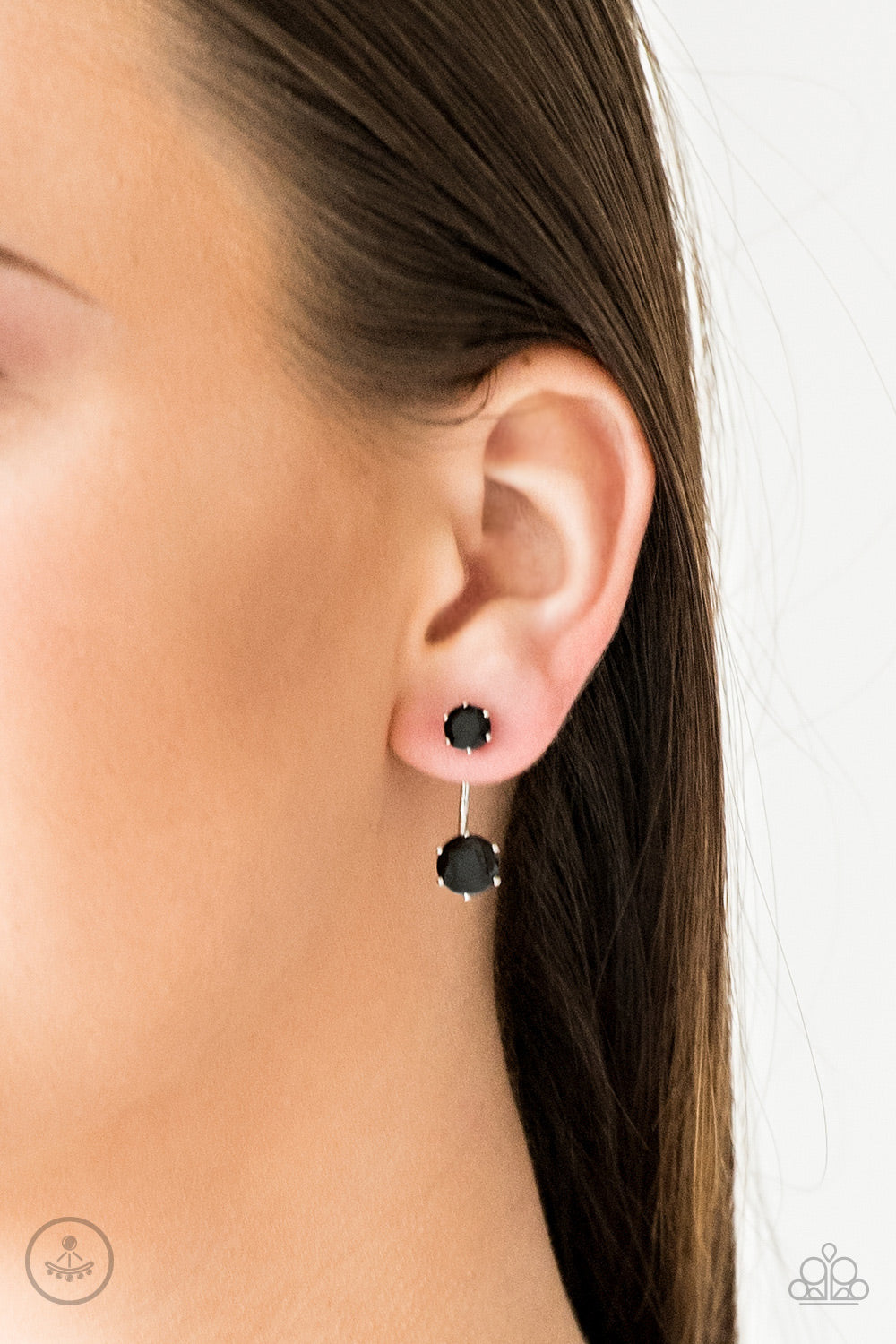 Starlet Squad - Black - Earrings