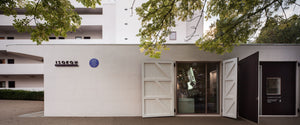 Isokon Gallery elevation view