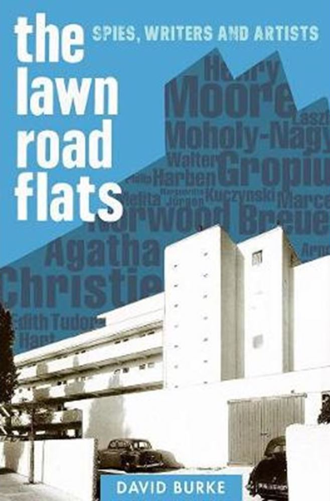 Lawn Road Flats: Spies, Writers and Artists
