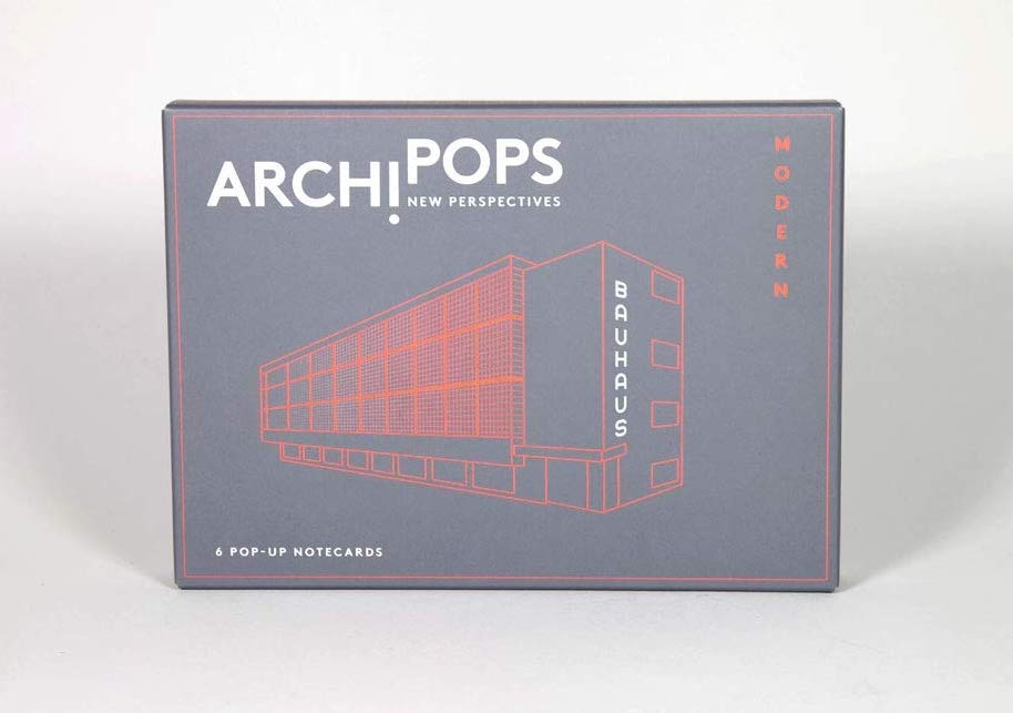 ArchiPops: New Perspectives: Modern