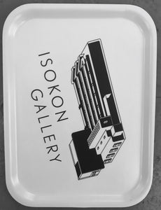Isokon Gallery tray