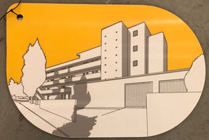 Isokon board large by People Will Always Need  Plates