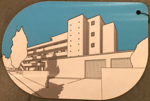 Isokon board small by People Will Always Need Plates