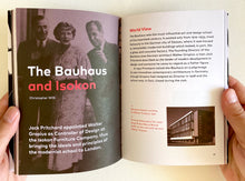 Load image into Gallery viewer, Isokon Gallery booklet