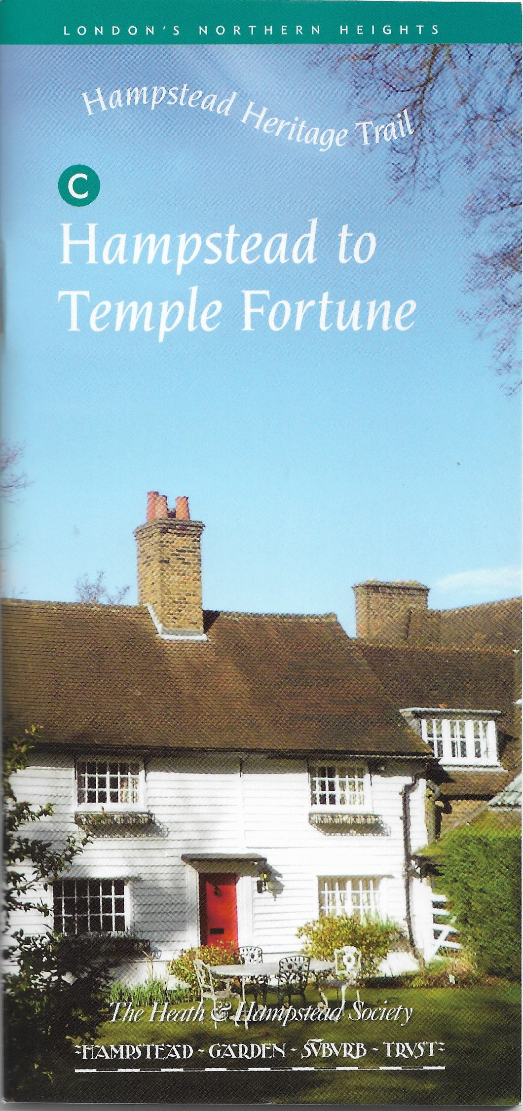 Guide - (C) Hampstead to Temple Fortune