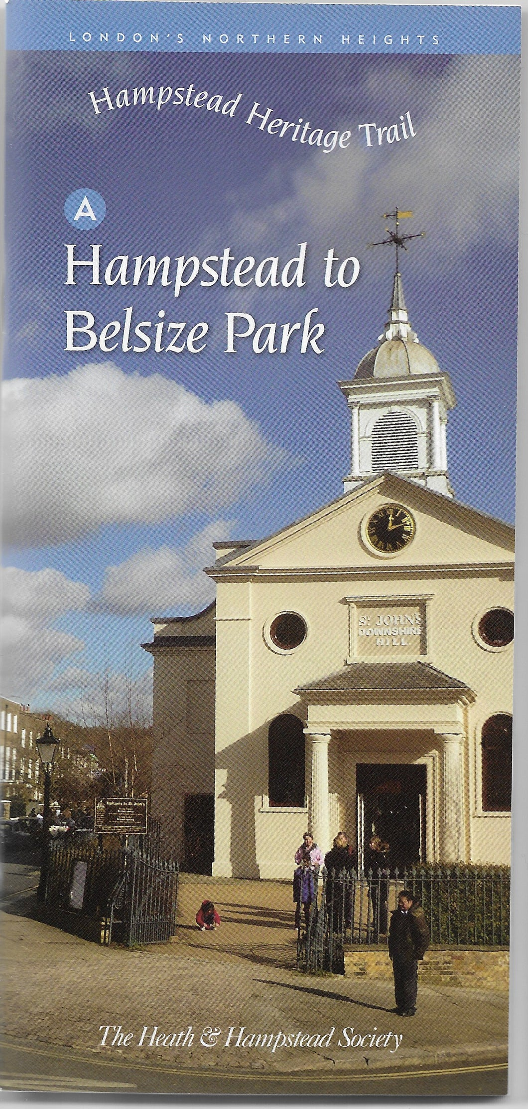 Guide - (A) Hampstead to Belsize Park