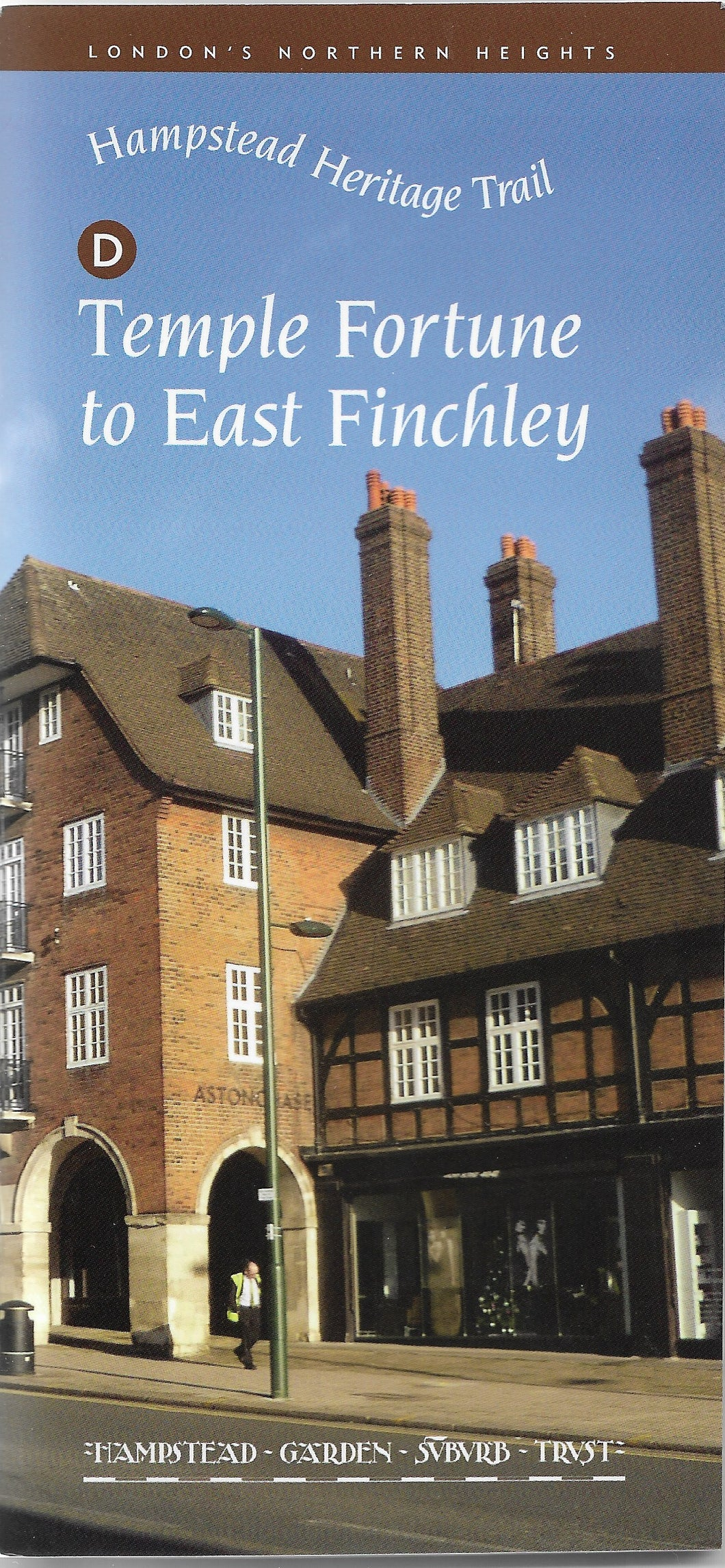 Guide - (D) Temple Fortune to East Finchley