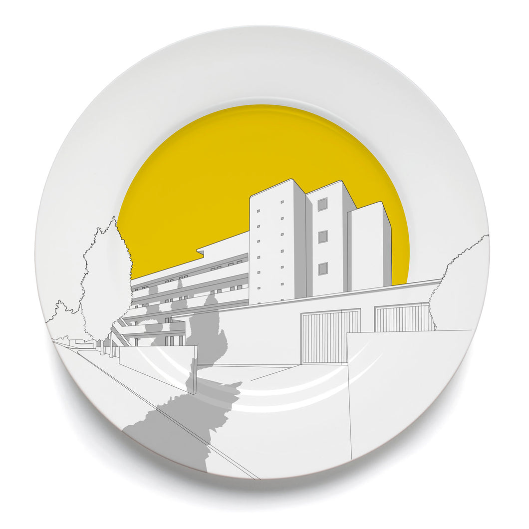 People Will Always Need  Plates Isokon plate