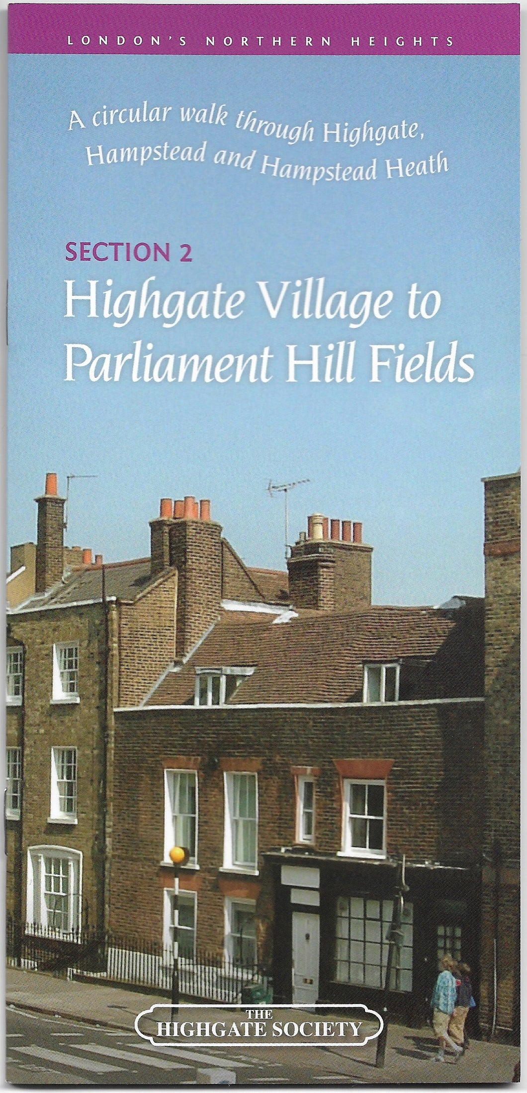 Guide - (2) Highgate Village to Parliament Hill Fields
