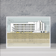 Load image into Gallery viewer, Greeting card - Isokon
