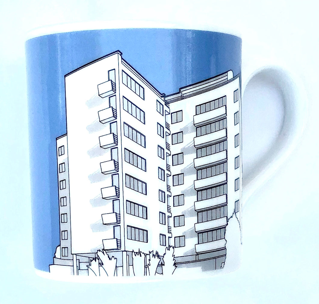 People Will Always Need  Plates High Point mug