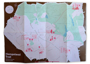 Map - Hampstead Trail