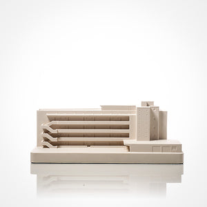 Architectural Model Isokon Building