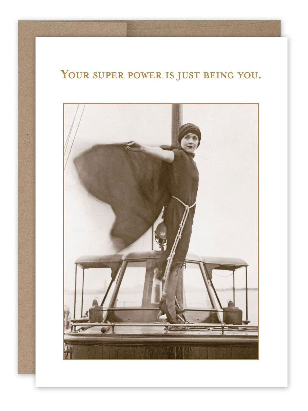 Your Superpower - Card
