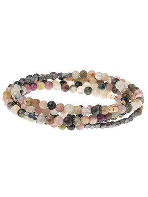 Stone Wrap - Tourmaline - Stone of Healing