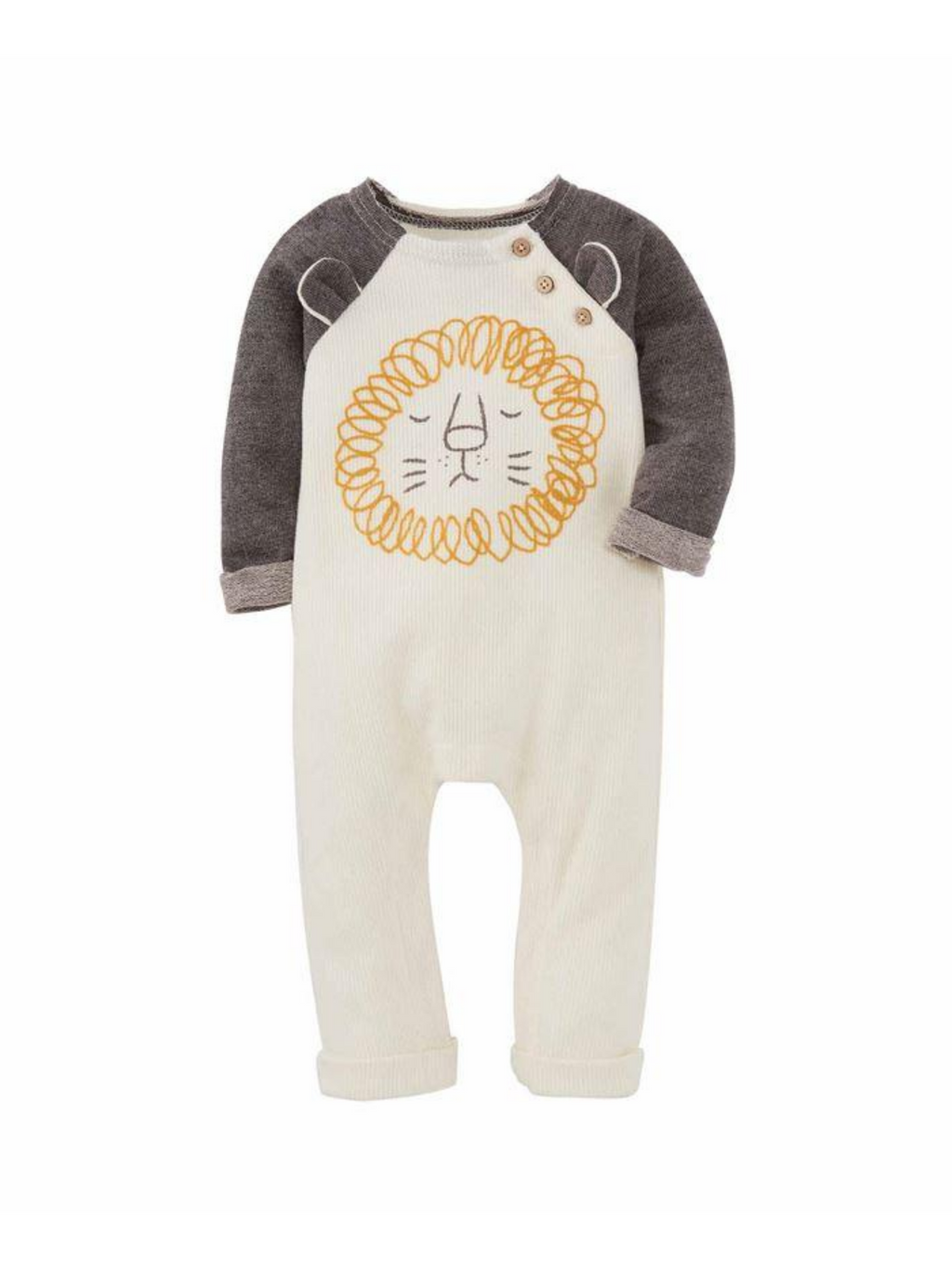 Lion Thermal Romper