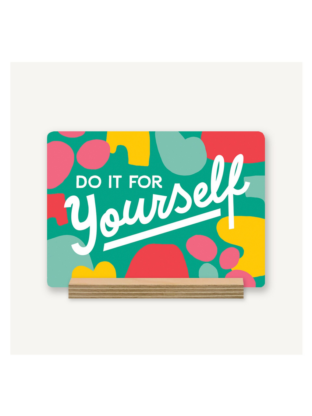 Do It Yourself Desk Decor