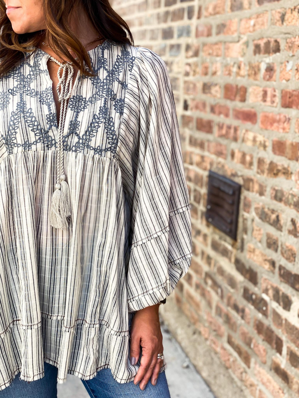 In the Details Tunic