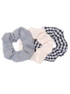 Scrunchies 3 pack - Chic Gingham